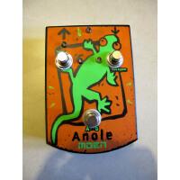 MOEN 魔音 单块效果器 吉他 电声吉他 电吉他 效果器 (变色龙)  电吉他效果器 MO-LP