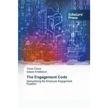 【预订】The Engagement Code 预订商品,需要1-3个月发货,非质量问题不接受退换货。