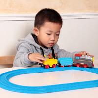 LIXIN/立昕 托马斯轨道火车 轨道玩具车 儿童益智拼搭玩具