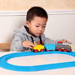 LIXIN/立昕 轨道火车 轨道玩具车 儿童益智拼搭玩具