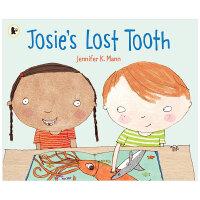 Josie's Lost Tooth 乔西失去了牙齿 英文原版儿童童书 3-6岁