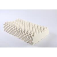 乳胶橡胶枕头枕芯 颈椎护颈枕一对定制