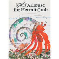 Eric Carle Collection 图画书大师艾瑞・卡尔精选套装(共四本)
