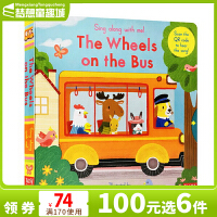 #【现货包邮】 The Wheels on the Bus 巴士上的轮子 Sing Along With Me 系列
