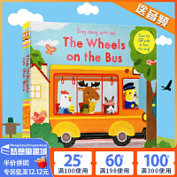 【78�x3】# The Wheels on the Bus 公�巴士上的�子 Sing Along With Me 系列