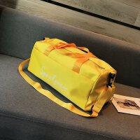 短途旅行包女手提行李包男干湿分离训练包大容量轻便运动健身包潮 大