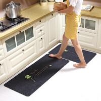 厨房地垫门垫进门脚垫长条吸水防滑防油耐脏家用地板垫子定制
