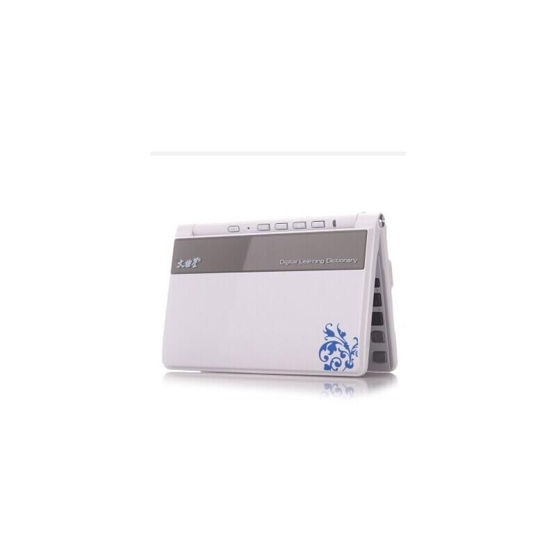 文曲星A6000+ 英汉电子词典 英语学习机 牛津辞典翻译机 4.3彩屏 手写赠:8G卡+读卡器 晶灿彩屏 20本 应试词典