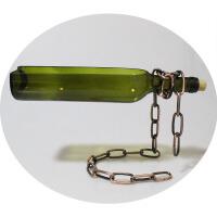 创意摆件家居饰品摆设酒瓶装饰品客厅柜电视工艺北欧个性桌面悬浮