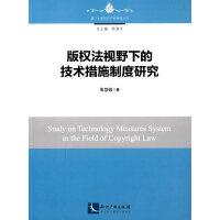 版权法视野下的技术措施制度研究