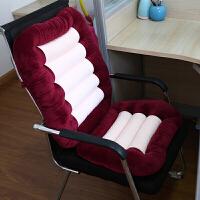 加厚坐垫靠垫一体办公室椅子椅垫驾考垫子餐椅凳子单座椅汽车坐垫t定制