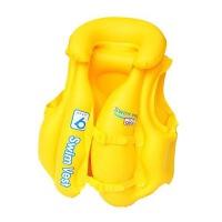 【当当自营】Bestway充气儿童游泳衣救生衣(3气室结构、适合4-6岁儿童初学游泳、戏水使用)32034
