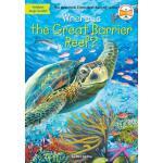 【预订】Where Is the Great Barrier Reef?