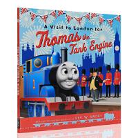 进口英文原版 Thomas and Friends A Visit to London for Thomas the