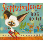 Skippyjon Jones in the Doghouse(Puffin Storytime)无敌小剑侠跳跳周在狗
