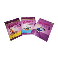 剑桥官方少儿英语YLE等级二级考试 Cambridge Authentic Examination Papers Movers 模拟考试真题集套装3本