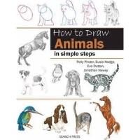 预订How to Draw: Animals:In Simple Steps