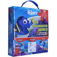 【英文原版】Disney Finding Dory 迪斯尼 海底总动员2 礼盒装(含36片拼图)