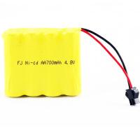 热销可充电镍镉电池组AA5号700mAh毫安4.8V遥控车玩具