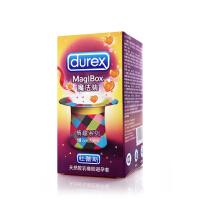 杜蕾斯避孕套安全套 情趣魔法装凸点螺纹18只装 成人用品