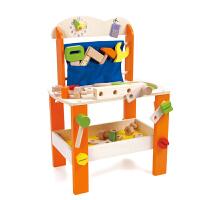 木制螺母组合儿童拆装玩具 男孩宝宝益智工具台鲁班椅 儿童玩具