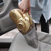 汽车用吸尘器 大功率12V家车干湿两用打充气泵四合一车载便携多用