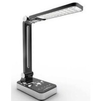 雅格YG-3986 30个LED充电式触摸调光护眼学习工作台灯