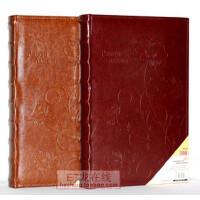 《套装两本》 全景大6寸(4D)300张相册 插页式相册 N55010
