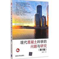 现代混凝土科学的问题与研究(第2版) 杨文科 著