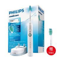 Philips/飞利浦电动牙刷HX6730充电式声波震动智能净白
