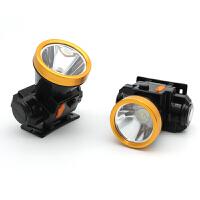 充电头灯头戴式超轻小号led手电筒锂电小型迷你户外钓鱼