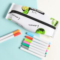 黑板粉笔幼儿园可水洗涂鸦画笔儿童彩笔水溶性液体粉笔无尘彩色