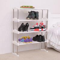 厨房置物架桌面收纳架塑料架子两层多层整理架储物架层架衣柜隔层
