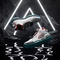 【券后预估价:224】三体联名|克制 星轨361度男鞋运动鞋2020冬季新款耐磨碳板篮球鞋