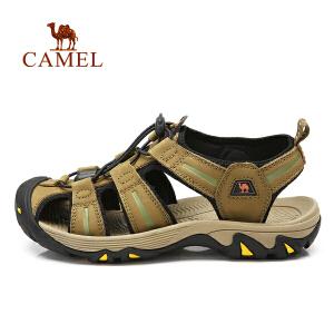 camel骆驼户外沙滩凉鞋 新款 防撞鞋头沙滩鞋情侣款沙滩鞋