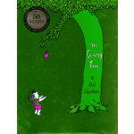 Giving Tree 40th Anniversary Edition Book with CD 谢尔・希尔弗斯坦经典绘本:爱心树(40周年纪念版,含CD) ISBN9780060586751