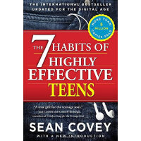 The 7 Habits of Highly Effective Teens 杰出青少年的七个习惯ISBN978147