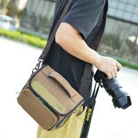 相机包韩版户外休闲包旅游包摄影背包时尚个性多功能包