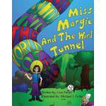 【预订】Miss Margie and the Word Tunnel