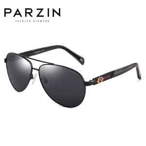 帕森时尚偏光太阳镜 新款男士蛤蟆镜墨镜运动司机驾驶太阳镜 8032
