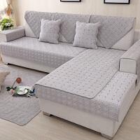 四季通用沙发垫棉布艺简约坐垫现代欧式夏季沙发套沙发巾做罩 定制