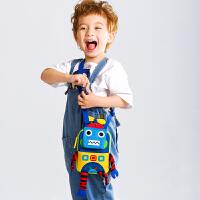 幼儿园儿童背包时尚宝宝斜挎包旅游春游小挎包零钱袋儿童斜挎包包