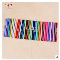 日本TOMBOW蜻蜓PLAY COLOR2 水性笔双头笔水彩笔水性笔WS-TP