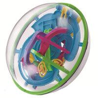 爱可优 3D立体迷宫球幻智力球挑战智力 儿童益智玩具球 创意玩具 168关 935幻智