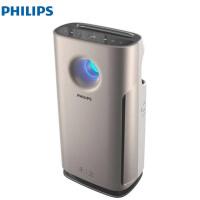 飞利浦 (PHILIPS) 空气净化器 家用卧室除甲醛 除雾霾 除PM2.5 纳米级劲护滤网 AC3254 香槟色