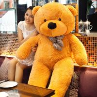 六一儿童节520抱抱熊泰迪熊毛绒玩具大熊胖可爱布娃娃公仔送女友1.6米大号520礼物母亲