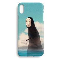 千与千寻无脸男手机壳苹果XS Max iphone XR 6 7 8 plus宫崎骏
