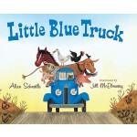【预订】Little Blue Truck big book