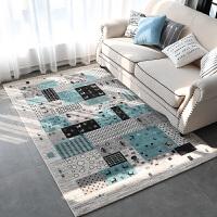 长绒加厚地毯客厅 茶几毯 茶几垫 轻奢艺术 AB-21 2x2.8米 重约21斤