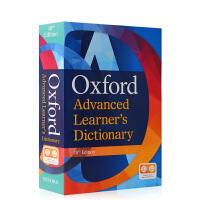 英文原版 牛津高阶英汉双解词典第10版Oxford Advanced Learner's Dictionary 牛津英